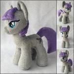 Plushie Maud Pie for Nightmare Night 2016
