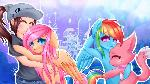 Thumbnail MLP for Giulyagatta (+ speedpaint)