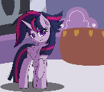 [MLP] Twilights fancy mane