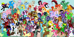 Brony Community Heroes Banner (Complete!)