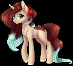 Minty Choco pony | OC