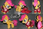 Scootaloo (Crystal War form)