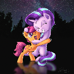 Like a Mother: Scootaloo