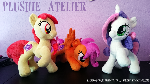 Cutie Mark Crusaders - Group shot!