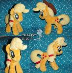 AppleJack - My Little Pony Plush Toy for sale