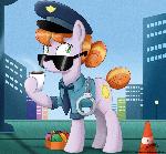 Cop Pony -Profile-