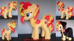 Sunset Shimmer plush