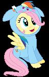 Rainbow-ed Shy