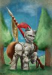 Armour Pony