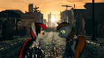 Fallout Equestria -- Journey to the End