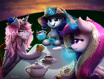 Nellie's Tea Party