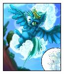Princess of flying