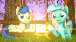 {SFM} MLP: Lyra and Bonbon