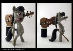 Octavia 3D-Printed Figure