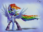 Rainbow breeze