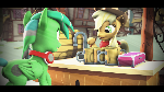 Cider at will (SFM PONY : Alan VS RD PART 4)