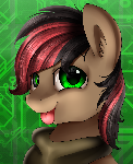 Portrait Comm: Cyberstorm