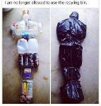 Le troll et ses déchets