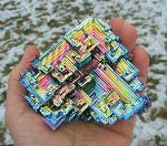 Cristaux de bismuth