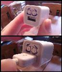 Abus d'une prise USB
