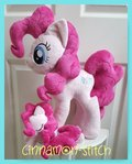 Happy mlp plushie PINKIE PIE DAY