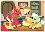 Family Snapshots V - Applejack