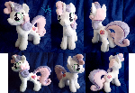 Sweetie Belle - Custom Plush