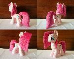 MLP Pinkamena handmade plushie