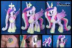Princess Cadence plush