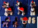 King Sombra - Custom Plush