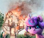 Disaster Foal