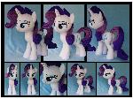 Rarity Custom Plush