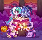 MLPFiM: Happy Nightmare Night 2018