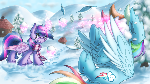 Snowball Fight [MLP]