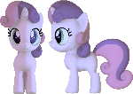 Custom Foal Base - WIP [Blender]