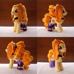 MLP Adagio Dazzle Plush (commission)