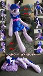 Medium size 100 cm Twilight Sparkle for sale