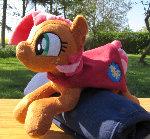 My little plush Babs Seed 2 (shoulderpony)