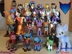 My Little SWAT Kats -- The Gang's All Here