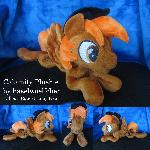 Calamity Plushie (Fallout: Equestria)