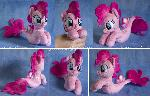 Seapony Pinkie Pie Beanie V2