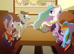 A Meeting In Canterlot