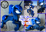 + FOR SALE Life Size Plush Princess Luna +
