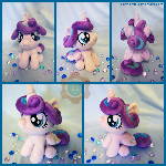 Flurry Heart plushie