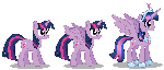 Older Princess Twilight Sparkle reference vector