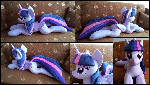 Lifesize Twilight Sparkle plush