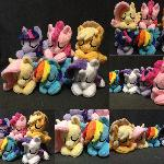 Plush Sleepy Mane Six