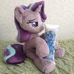 Plushie Starlight Glimmer for DerpFest 2017