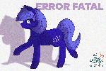 MLP - Error Fatal (oc) Zaldia Mavi