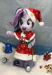 Starlight Glimmer Christmas edition